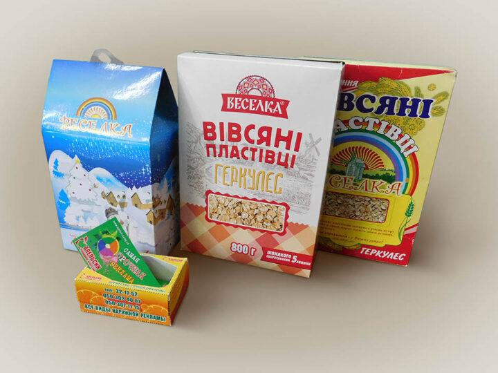 упаковка, реклама сумы, изготовление коробок с печатью, любой размер коробок, высечка, рекламное агентство сумы апельсин, рекламна агенція суми, апельсин суми