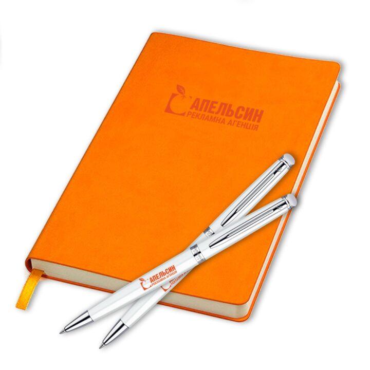 сувенирная продукция с логотипом сумы, ежедневник с логотипом, ежедневник с логотипом сумы, рекламное агентство апельсин сумы, сумы апельсин, корпоративные сувениры